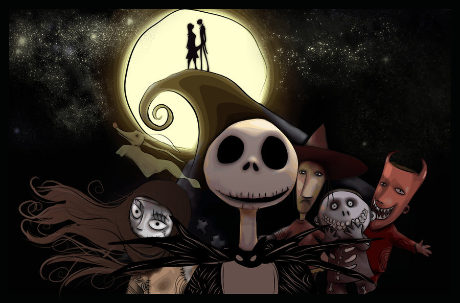 Ode to Tim Burton | X Meets Y Club Blog