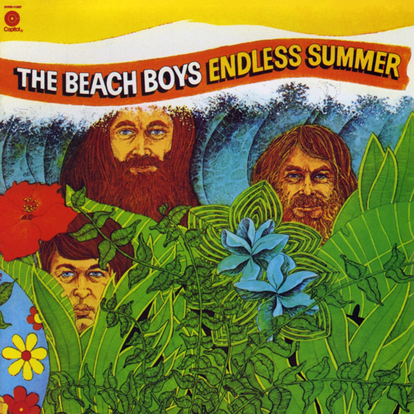 The Top 5 Albums By The Beach Boys