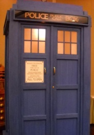 10th Doctor Tardis