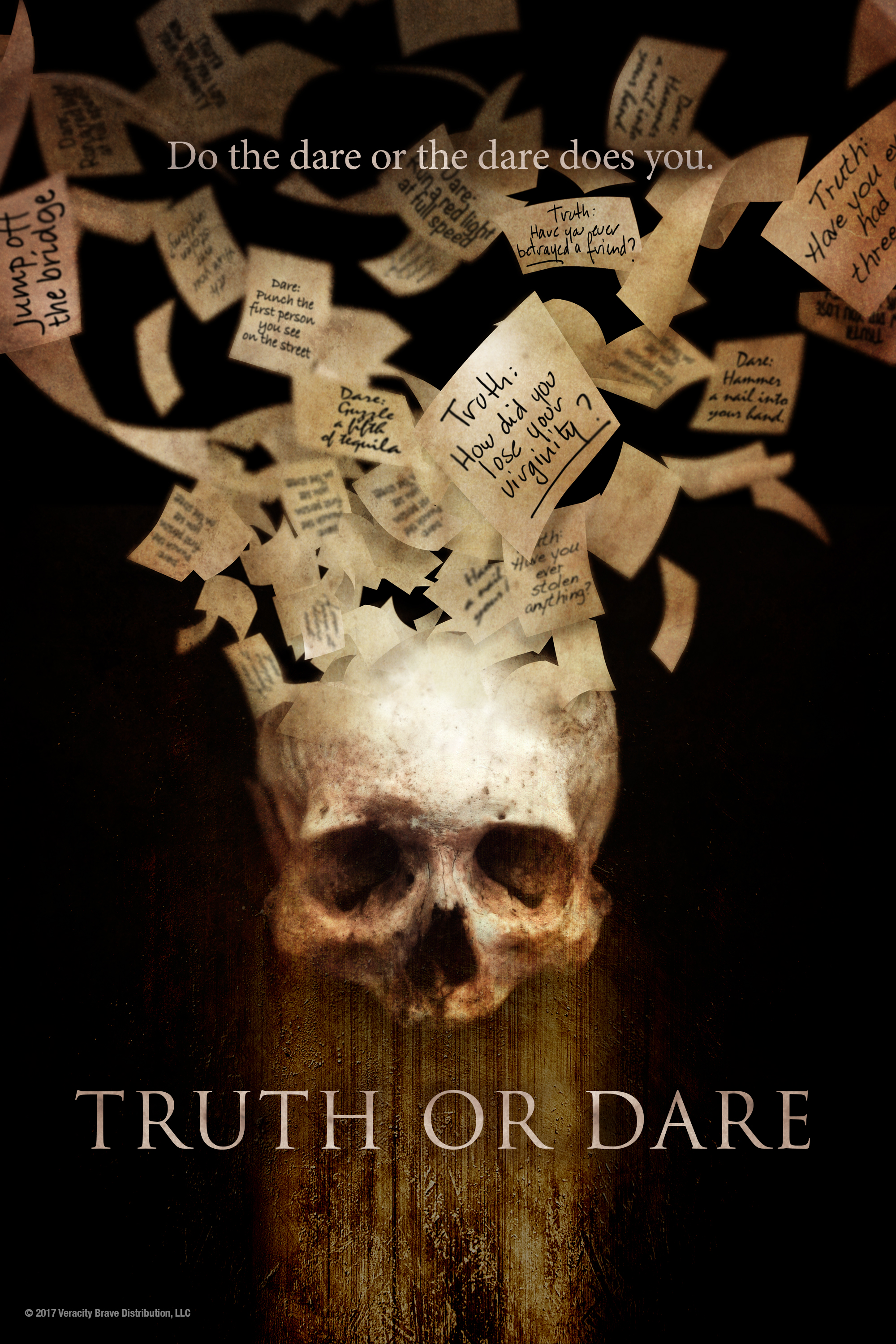Truth and dare blog